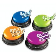 1 X Learning Resources Answer Buzzers Set,4 Piece ,#: LER3774