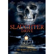 Slaughter Drive [DVD] [2017]