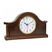 Ceas de birou Adler cu melodie Westminster 7129-1 Nuc 20x35 cm