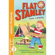 Flat Stanley Goes Camping. Blue Banana, Paperback/Jeff Brown