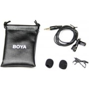 BOYA LM10 Microfone Lavalier para Smartphone (New)