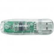 Memorie USB Intenso Rainbow Line Transparent 32GB USB 2.0