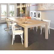 WOOOD Largo XL eettafel eiken XL 270 x 100 cm