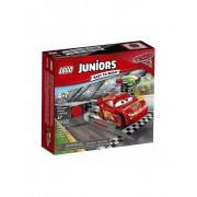 Lego Juniors - Cars 3 - Lightning McQueens Beschleunigungsrampe 10730