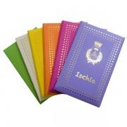 Biglietti e buste colorati Ellebi Sadoch 8020 T1A - 131536 Formato 9x14 cm - Colore colori vivaci assortiti - Confezione da 10 - 8020 T1A