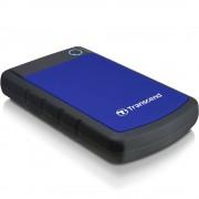 """Transcend StoreJet 25H3B HDD Extern 4TB USB 3.0 2.5"""" Negru/Albastru"""