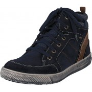 Superfit Luke Gore-tex® Ocean Soft, Skor, Sneakers och Träningsskor, Höga sneakers, Svart, Barn, 39