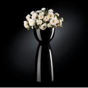 Aranjament floral elegant, design LUX VIENNA IN SHINY VASE, negru 1141249.96