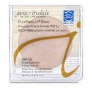 Jane Iredale PurePressed Base Polvos Minerales Prensados Refill SPF 20 - Satin 9.9g/0.35oz