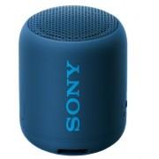 Boxa Portabila Sony SRSXB12L, Extra Bass, Bluetooth, Rezistenta la apa IP67, Handsfree (Albastru)
