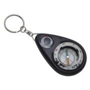 Baladéo Compass and Thermometer Drop hőmérős iránytű kulcstartó