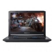"Лаптоп Acer Predator Helios 500 PH517-51-934U (NH.Q3PEX.004), шестядрен Coffee Lake Intel Core i9-8950HK 2.9/4.8 GHz, 17.3"" (43.94 cm) 4K IPS Display & GTX 1070 8GB, (DP), 32GB DDR4, 2TB HDD & 512GB SSD, 2x USB Type-C, Windows 10, 4.0 kg"