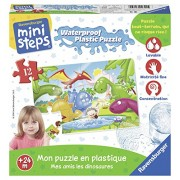 My friends the dinosaurs: Ravensburger–Jigsaw Puzzle–For Toddlers–Set of 12Plastic
