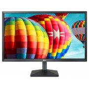 "Monitor Gaming IPS LED LG 23.8"" 24MK430H, Full HD (1920 x 1080), VGA, HDMI, 75 Hz, 5 ms (Negru)"