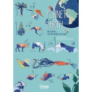 Planet Earth: Infographics for Discovering Our World, Hardcover