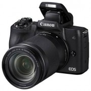 Canon EOS M50 svart kamerahus + EF-M 18-150/3,5-6,3 IS STM