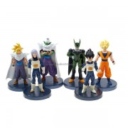 Dragonball Anime Figuras (6-Figure Set)