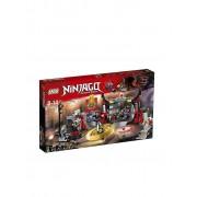 Lego Ninjago - Hauptquartier der Motorradfahrer 70640