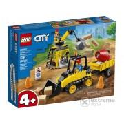 LEGO® City Great Vehicles 60252 - Buldozer pentru construcții
