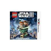Game - Lego Star Wars III: The Clone Wars - 3DS