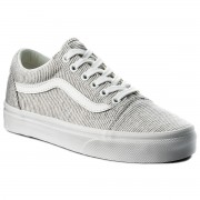 Teniși VANS - Old Skool VN0A38G1I1F (Jersey) Gray/True White