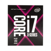 CPU Intel Core i7-7820X processor, 3,60GHz,11MB,FCLGA2066 BOX