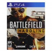 PS4 Juego Battlefield Hardline Para PlayStation 4
