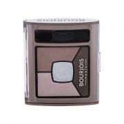 BOURJOIS Paris Smoky Stories Quad Eyeshadow Palette palette di ombretti 3,2 g tonalità 05 Good Nude donna
