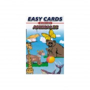 EASY CARDS BILINGUES ANIMALS / ANIMALES