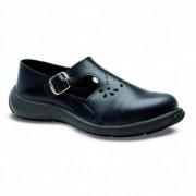S24 Chaussures de sécurité noires basses femme eva s1p 38