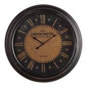 Oak Furnitureland Clocks - Union Wall Clock - Oak Furnitureland