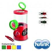 Navire pozorovateľný hmyzu Triple Bug Viewer