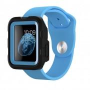 Griffin Survivor Apple Watch 38mm Case blauw
