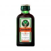 Lichior digestiv Jagermeister 35% alc., 0.04L, Germania