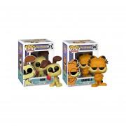 Set Garfield y Odie Funko Pop