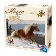 DToys Puzzle 239 Magic of the Horses 02 (07/65933-02)