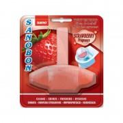 Sano Odorizant WC 55 g Strawberry