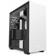 Nzxt H700 Matte White Chassis