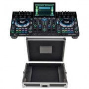 Denon Prime 4 Flight Case Bundle