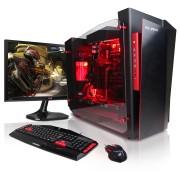 PC dedicat pentru jocuri video cu procesor ultra Intel i5 Haswell, memorie Ram 8GB DDR3, video Intel HD si SSD 240GB