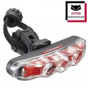 Cateye TLLD650R Rapid 5 hátsó kerékpár lámpa