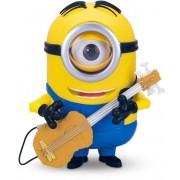 Figurina interactiva Minions Stuart cu chitara