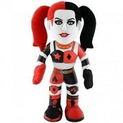 "Bleacher Creatures Roller Derby Harley Quinn Plush Figure, 10"""