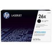 HP Toner HP 26X CF226X Svart 9k