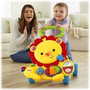 Fisher-Price Andador Musical León Fisher-Price 6m+