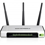 Router inalámbrico N a 300Mbps TP-Link TL-WR941ND-Blanco