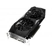 Видеокарта GigaByte GeForce GTX 1660 Ti WINDFORCE 1770Mhz PCI-E 3.0 6144Mb 12000Mhz 192 bit HDMI 3xDP GV-N166TWF2-6GD