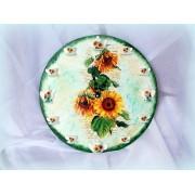 Ceas de perete - Floarea soarelui 0562
