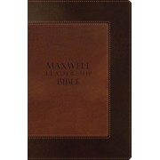 Maxwell Leadership Bible-NIV, Hardcover