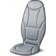 Aparat masaj pentru scaun cu incalzire si vibratie Beurer MG155